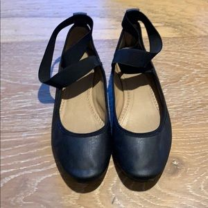 Kimchi Blue black Ballet flats (Urban outfitters)
